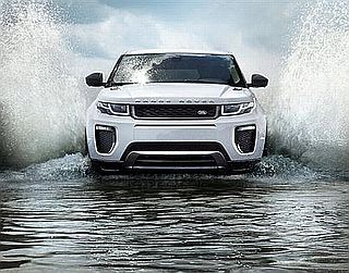 Range Rover Evoque goes for minimalist make-over