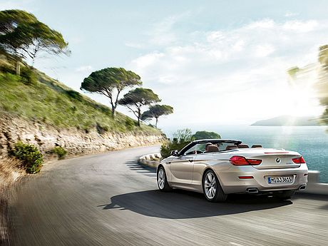 Summertime... and the cruising is easy in these top convertibles